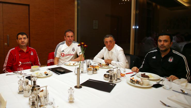 İşte dün Beşiktaş'ta yaşananlar!