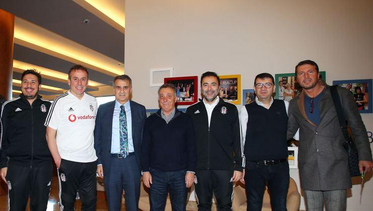 Beşiktaş'ta finansal çözüm arayışı sürüyor