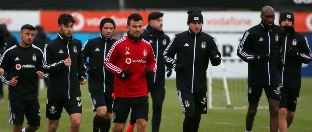 İşte Beşiktaş'ın Göztepe maçı kadrosu