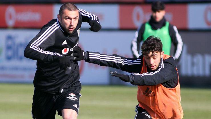Burak Yılmaz, Sivasspor maçına hazır