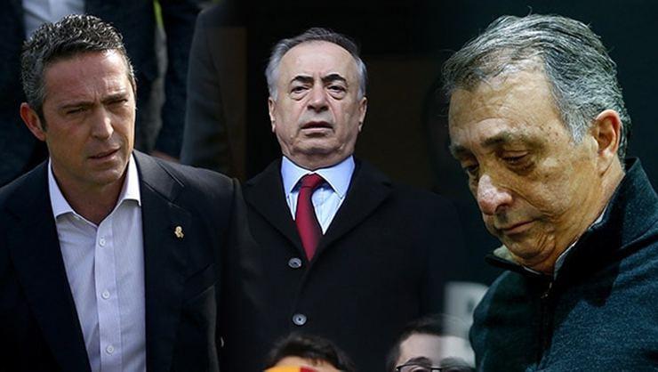 Beşiktaş, Fenerbahçe ve Galatasaray risk altında