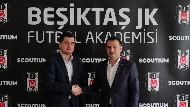 Beşiktaş'tan yeni işbirliği