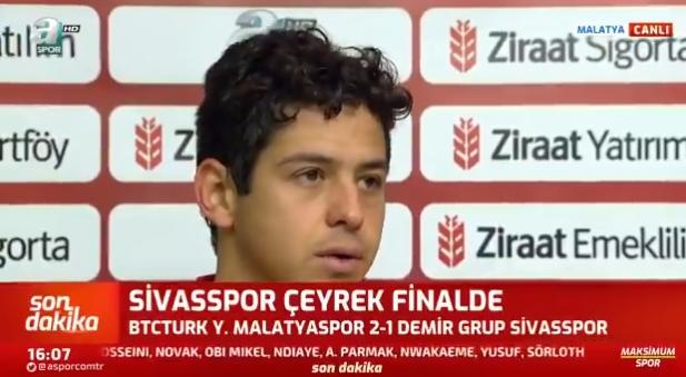 Guilherme, Beşiktaş'a neden transfer olmadığını canlı yayında anlattı