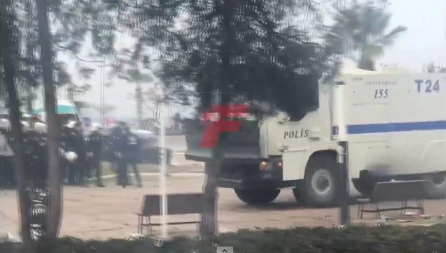 Göztepe - Beşiktaş maçı öncesi büyük olay!