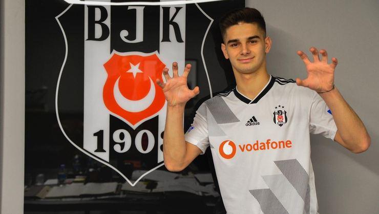 """""""Beşiktaş'a çok fazla katkı sağlayacağını düşünüyorum"""""""