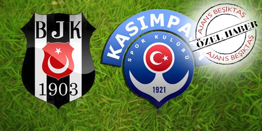 ÖZEL | İşte Beşiktaş'ın Kasımpaşa maçı muhtemel 11'i