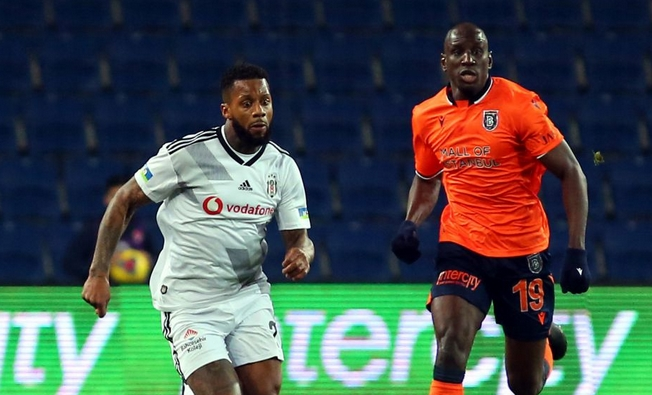 Beşiktaş'tan resmi Demba Ba açıklaması!