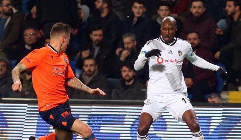 Beşiktaş sınırda fire vermedi