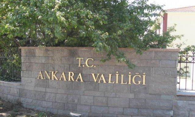 Ankara'da statlar için terör önlemi