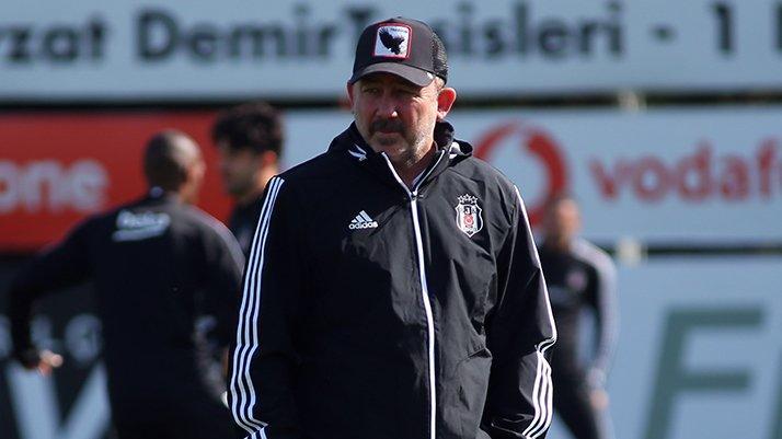 Sergen Yalçın'dan Galatasaray derbisi için yoğun terapi