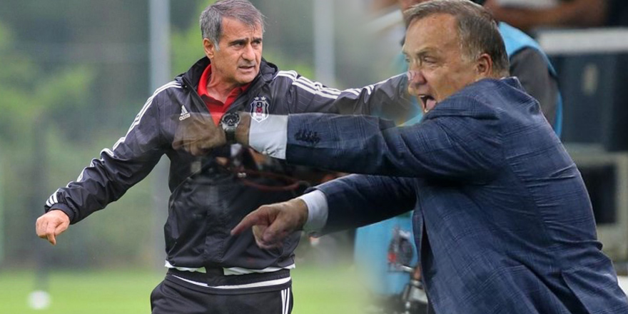 Advocaat'tan Beşiktaş'a gönderme!