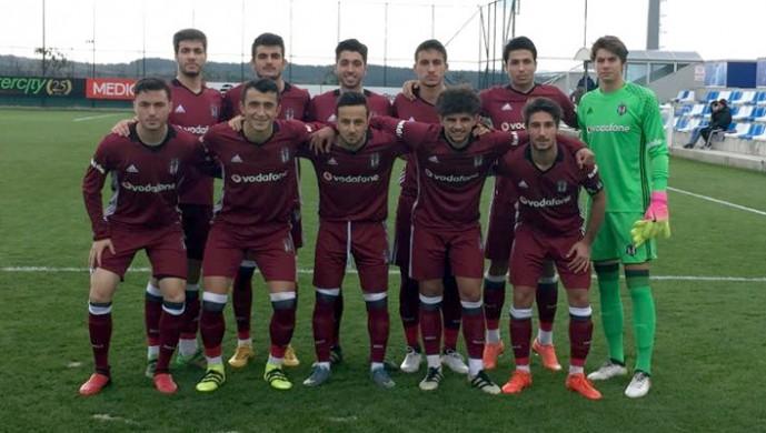 Kasımpaşa:2 Beşiktaş:0 (U-21)