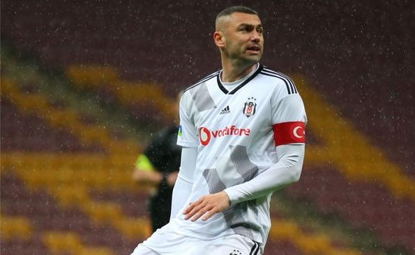 """""""Benim tek dileğim, Beşiktaşlı Burak olarak futbolu bırakması"""""""