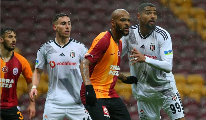 Beşiktaş'ta Boateng ve Boyd da listeye eklendi