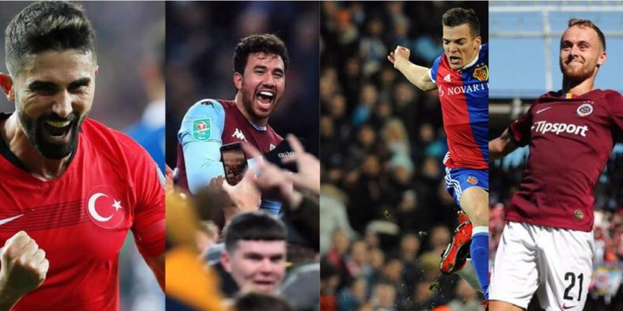 Beşiktaş için bugün ismi geçen 4 futbolcu!