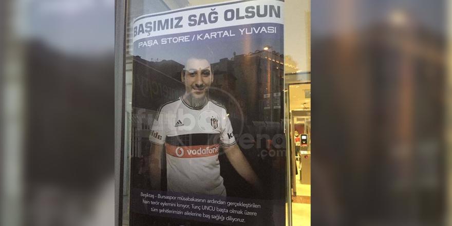 Paşa Store'dan Tunç Uncu afişi