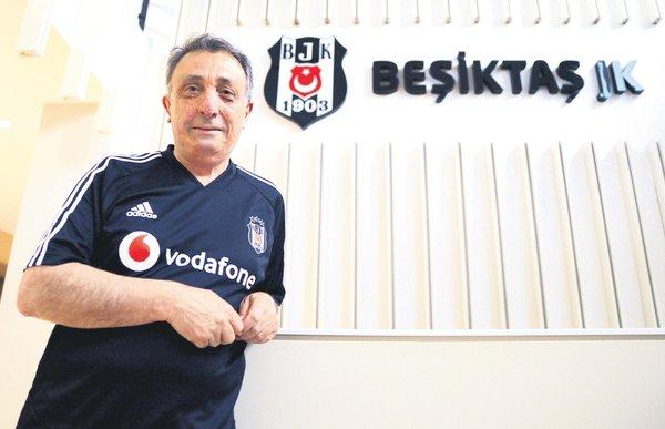 """Ahmet Nur Çebi: """"Vodafone'a bugüne kadar verdiği destekler nedeniyle teşekkür ediyorum"""""""