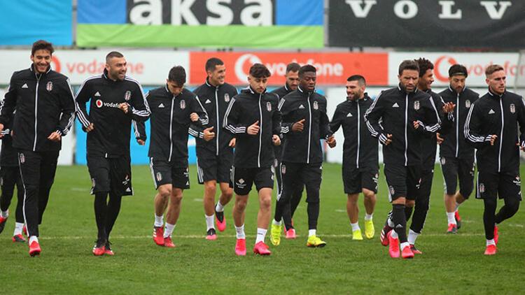 """Sergen Yalçın'dan Beşiktaş'ta komando planı! """"Nevzat Demir Tesisleri, komando eğitim merkezi gibi oldu"""""""