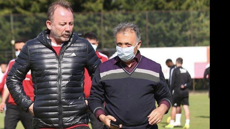 """Ahmet Nur Çebi: """"Ben takımı hocamıza teslim ettim. Takdir hocanındır ancak..."""""""