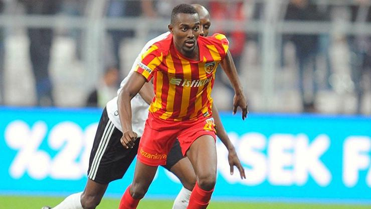 Beşiktaş'ın, Mensah'a karşılık Kayserispor'a önerdiği 3 genç isim belli oldu