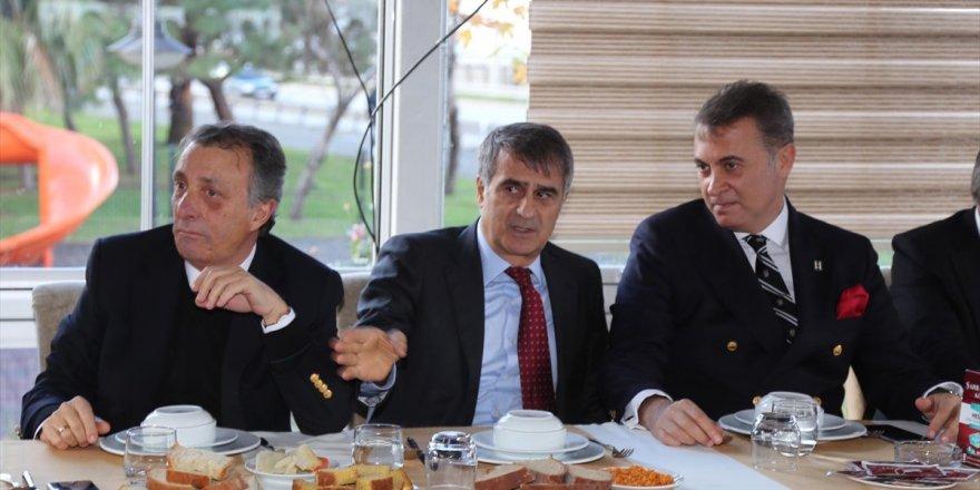 Trabzon'da Beşiktaş zirvesi