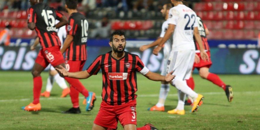 Beşiktaş maçı öncesi Gaziantepspor'a şok!
