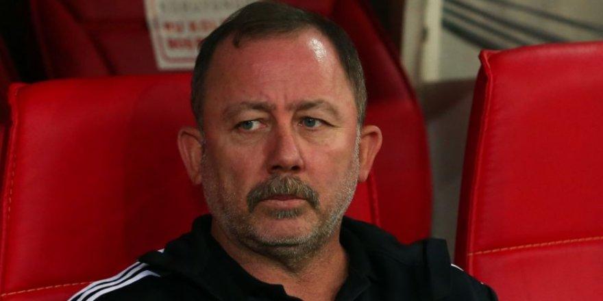 """Sergen Yalçın'dan maç sonu açıklamalar! """"Bu değişim nasıl olacak?"""""""