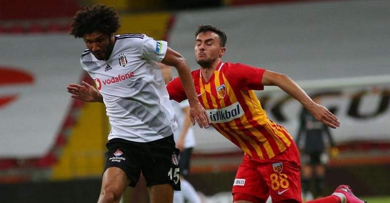 Beşiktaş'ta Mohamed Elneny krizi! 2 gün çalışmaya çıkmadığı ortaya çıktı