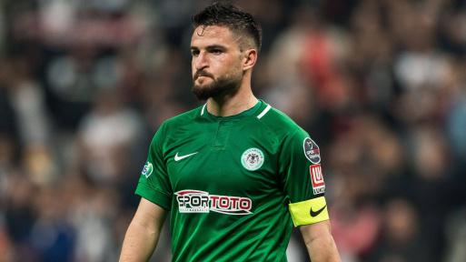 Beşiktaş, Ömer Ali Şahiner'i listesine aldı
