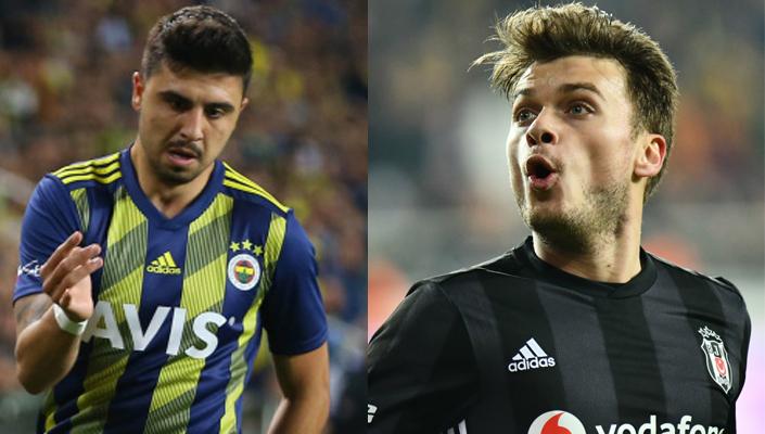 Beşiktaş ve Fenerbahçe'den yılın takası