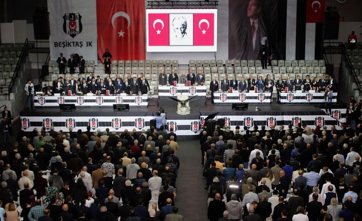 Beşiktaş'ta mali kongre öncesi dernekler ve gruplar bir araya geldi