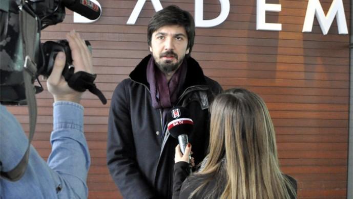 Tolga Zengin'den terör saldırısında yaralananlara ziyaret