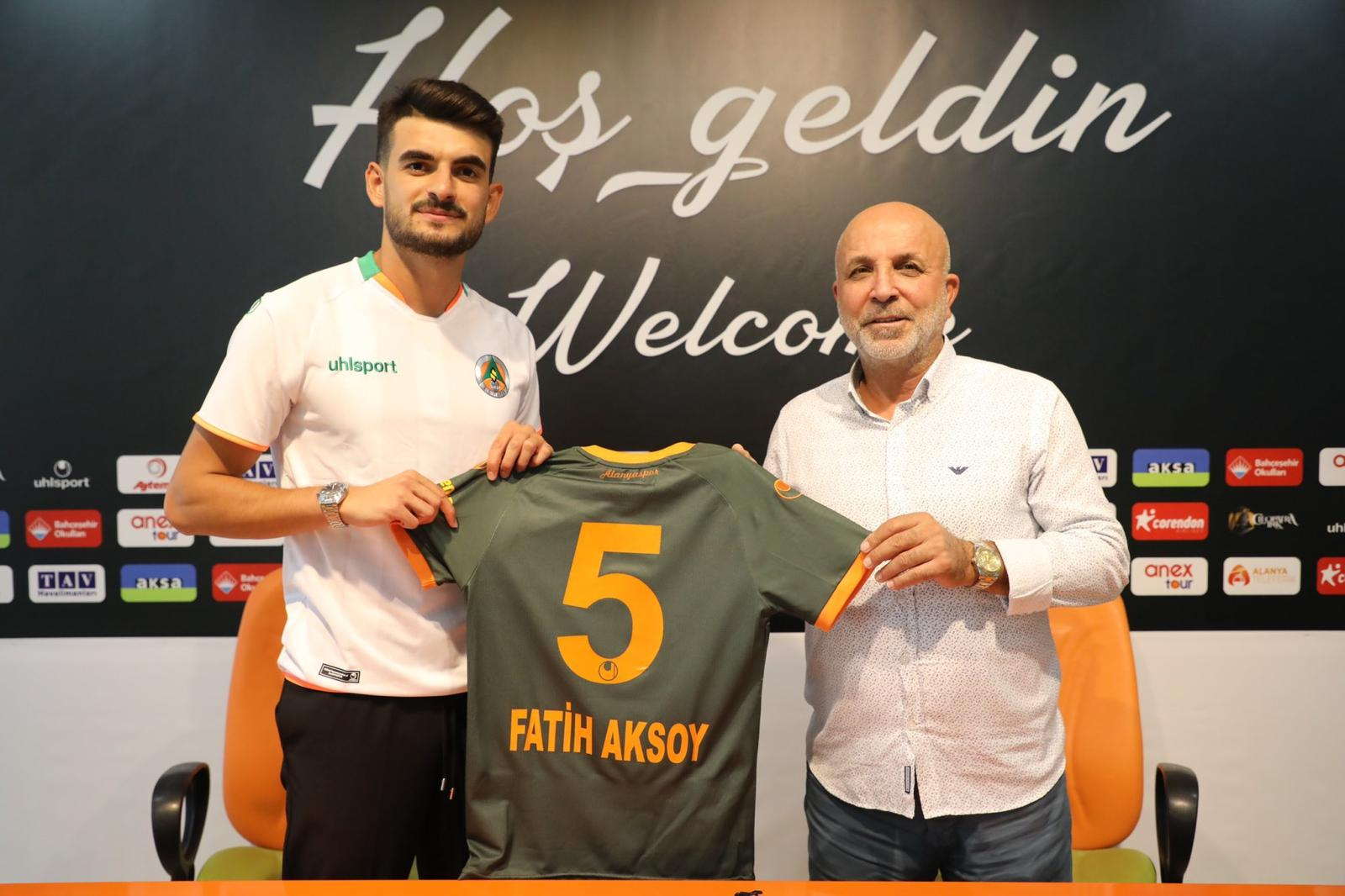 Fatih Aksoy Alanyaspor'da