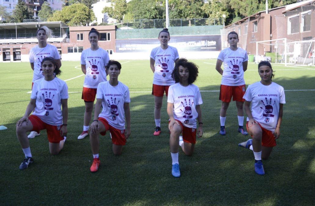 Beşiktaş Kadın Futbol Takımı 2020-21 sezonu hazırlıklarına başladı