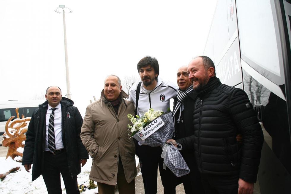 Beşiktaş Bolu'da