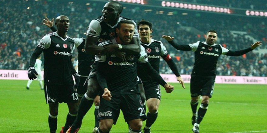 Beşiktaş'ın Boluspor 11'i belli oldu