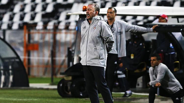 PAOK yenilgisi sonrası Beşiktaş'ta transfer zirvesi