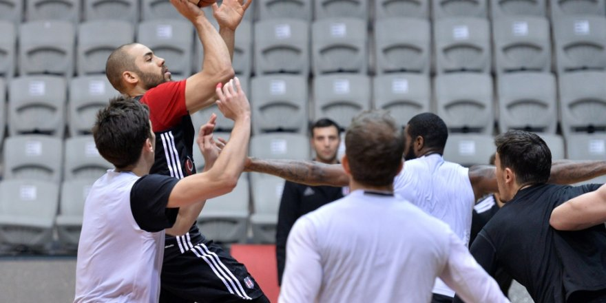 AEK maçı hazırlıkları sürüyor