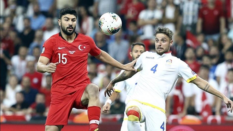 Ümit Milli Takımı'nın İngiltere maçı aday kadrosu açıklandı! Beşiktaş'tan 4 isim kadroda