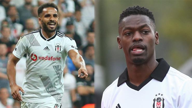 Beşiktaş, Mirin ve Douglas'ın sözleşmelerini tek taraflı feshetti