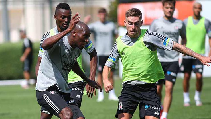 Beşiktaş'ta orta sahada rekabet arttı
