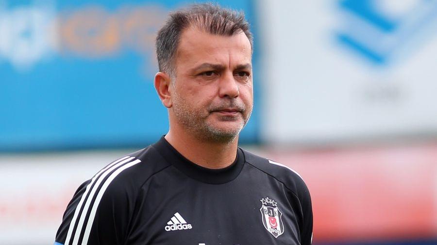 Beşiktaş'ta Murat Şahin'le yola devam