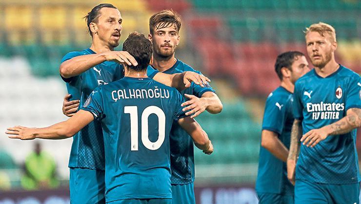 Beşiktaş, Milan'la eşleşirse İbrahimovic oynamayacak
