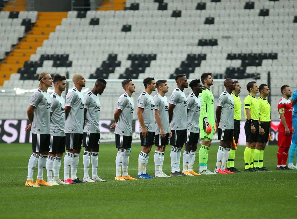 Beşiktaş ve Antalyaspor puanları paylaştı