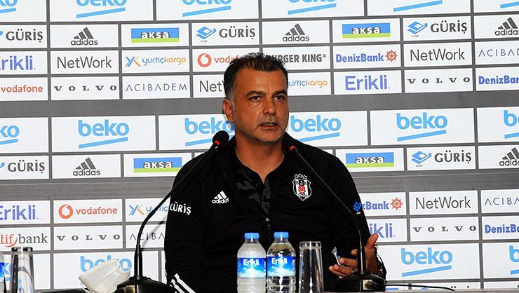 Murat Şahin, Beşiktaş'ın ne zaman hazır olacağını açıkladı!