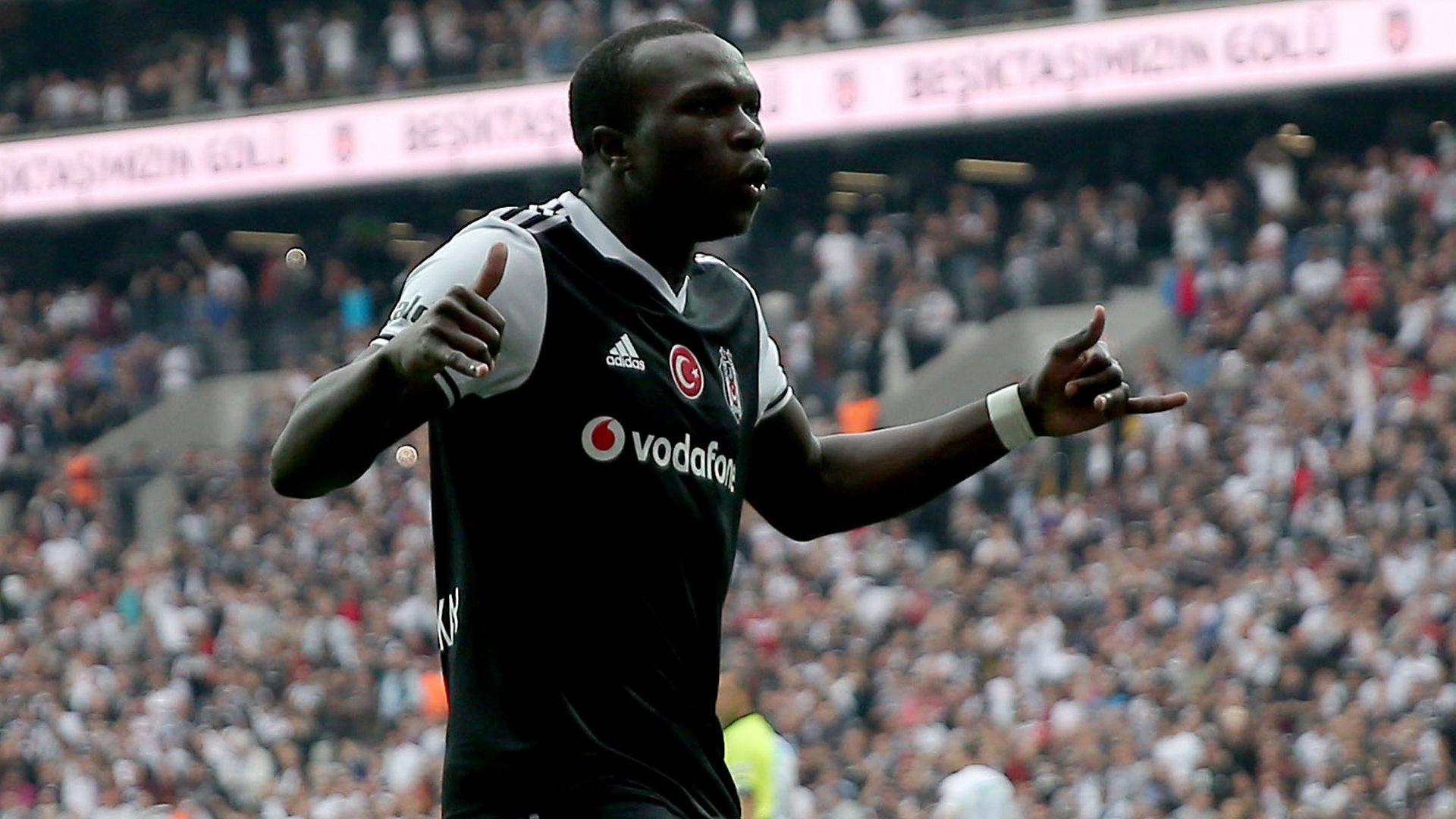 Aboubakar Beşiktaş'ta