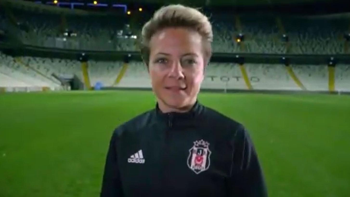 Beşiktaş Kadın Futbol Takımı'nın yeni teknik direktörü belli oldu