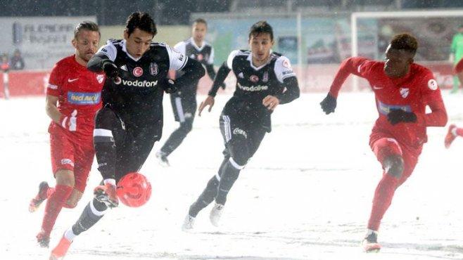 Beşiktaş'ın genç isimleri umut veriyor