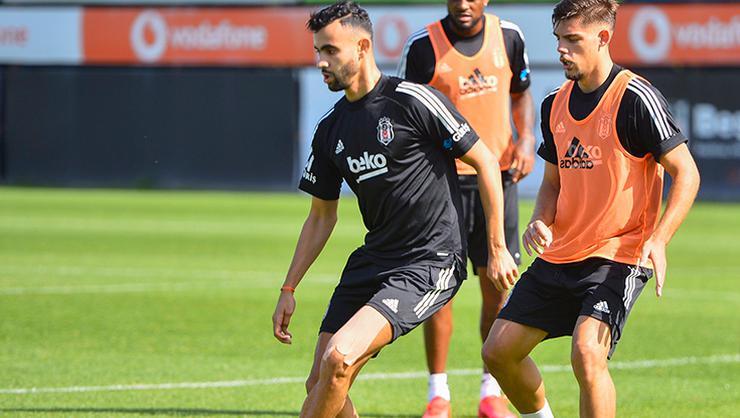 Beşiktaş'ta gözler Rachid Ghezzal'da