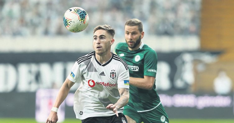 Beşiktaş'ta ilk transfer Tyler Boyd